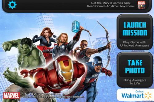 The Avengers apps worth having for 2012 - PhonesReviews UK