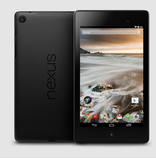 2013 Nexus 7 price cut, new model release possibility