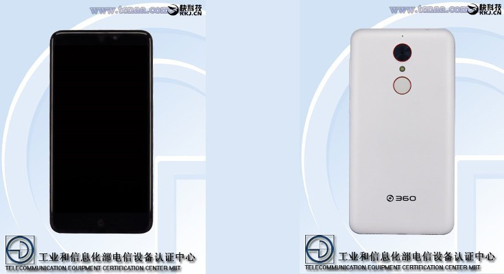360 N4 Smartphone gets listed at TENAA with 4GB of RAM