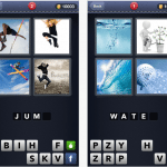 4 Pics 1 Word game update adds more picture puzzles