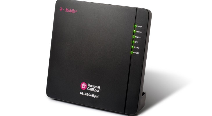 T-Mobile introduces the 4G LTE CellSpot for homes and businesses