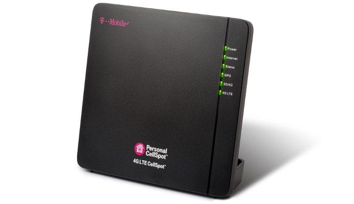 4G LTE CellSpot T-Mobile