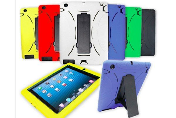 5 iPad 4 cases that cater for everyone