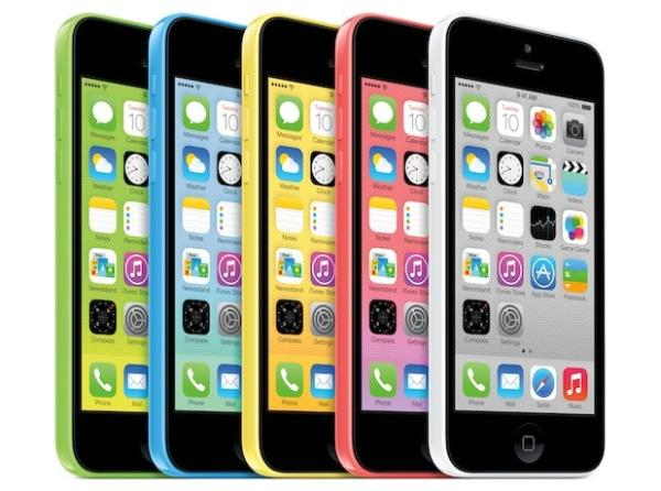 iPhone 5C pre-order time in UK, US