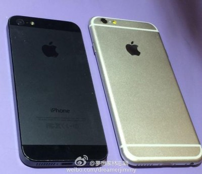 iPhone 6 image leak could be genuine
