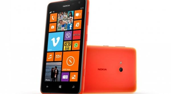 Nokia Lumia 625 takes a turn with Black update