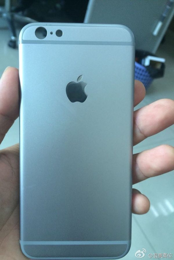 Fully assembled iPhone 6 pictures give us an early look at what to expect