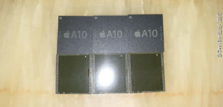 Behold the Brand-New Apple A10 Chipset!