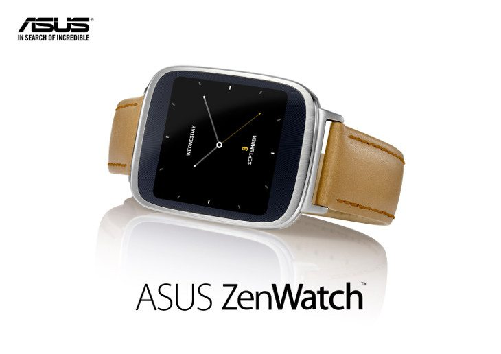 IFA 2014: ASUS introduces the ASUS ZenWatch