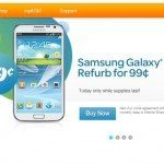 AT&T Galaxy Note 2 now a bargain price