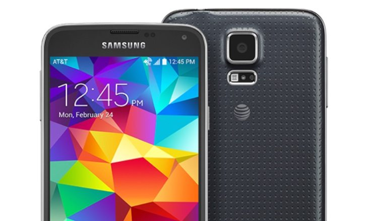 AT&T Galaxy S5 update rolling, but sadly not Android Lollipop