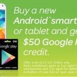 AT&T purchase deal offers $50 Google Play credit