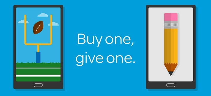 AT&T Rolls Out Buy One Smartphone, Get One Free Deal