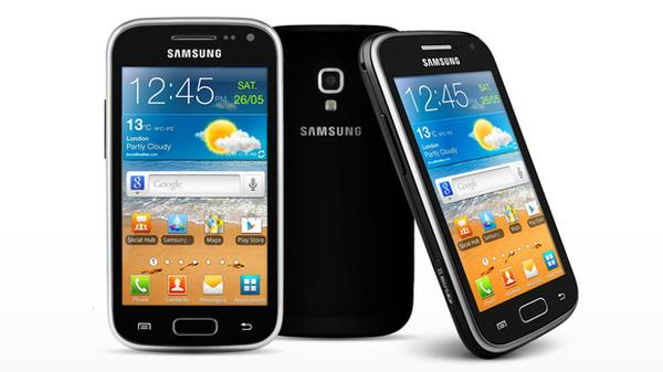 Samsung Galaxy Ace 2 Jelly Bean 4.1.2 update touches down