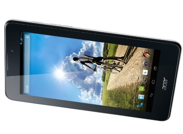 Acer Iconia Tab 7 and Iconia One 7 tablets