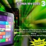 Acer Iconia W4 3G with WP 8.1 price for India