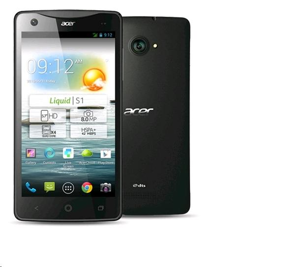 Acer Liquid S1 gets set for UK release shortly