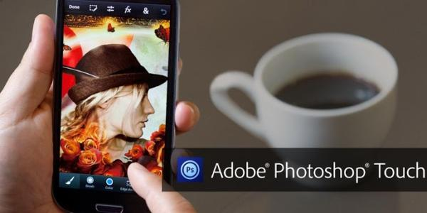 Adobe Photoshop Touch for Phones released on Android & iOS
