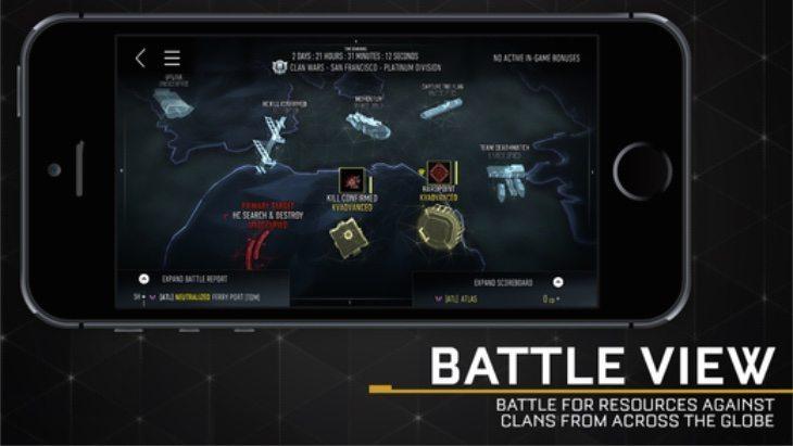 Advanced Warfare app problems b