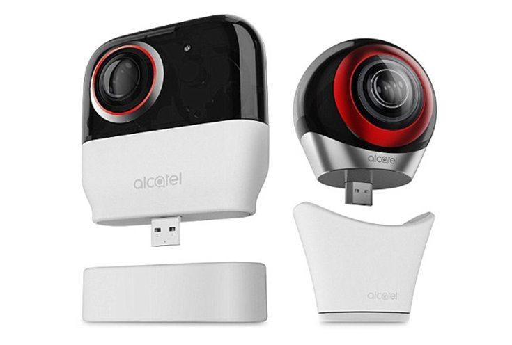 Alcatel 360 Degree Cameras