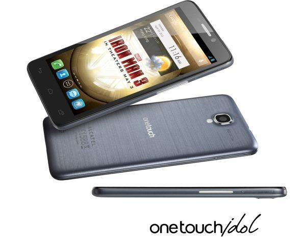 Alcatel One Touch Idol Ultra character part in Iron Man 3