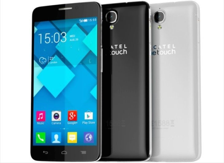 Alcatel OneTouch Idol X+ Android 4.4 KitKat update incoming