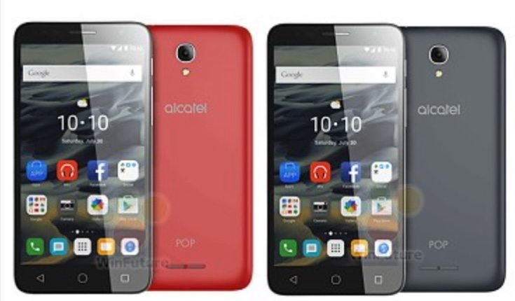 Alcatel OneTouch Pop 4, Pop 4 Plus, Pop 4S b