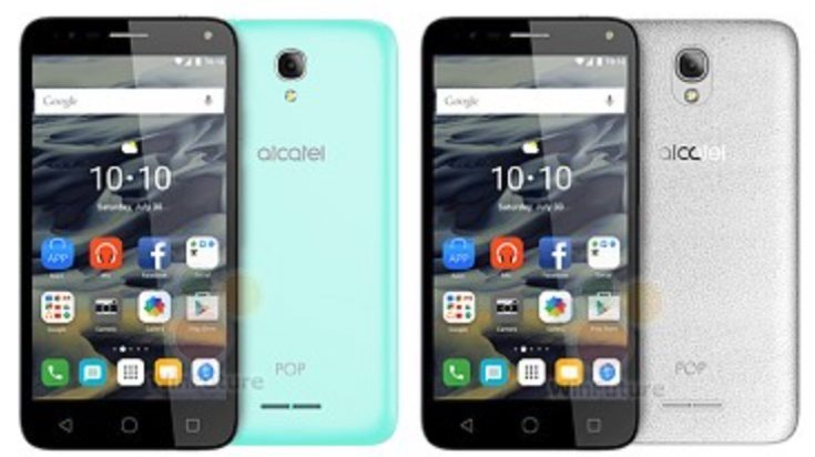 Alcatel OneTouch Pop 4, Pop 4 Plus, Pop 4S c
