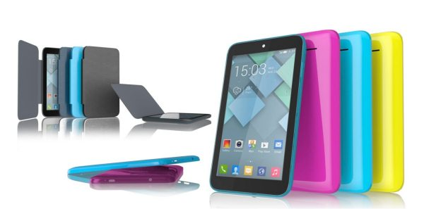 Alcatel PIXI 7 Android tablet specs and low price