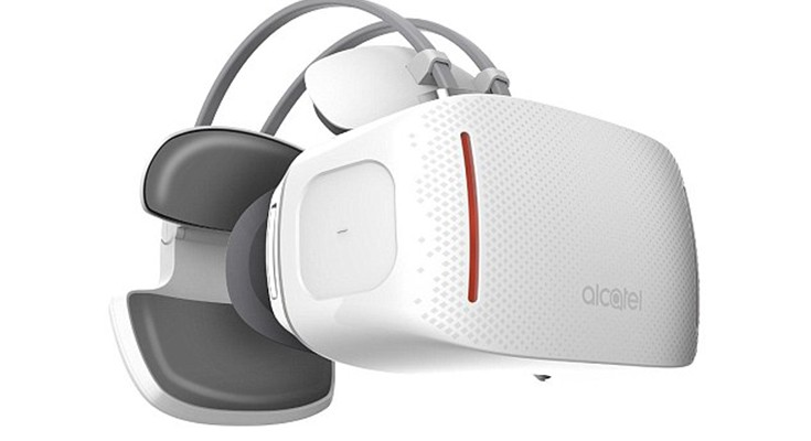 Alcatel Vision VR Headset doesn't require a smartphone, costs $600