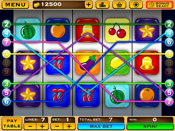 Amazing Reel Slots for iOS, casino fun without financial risk