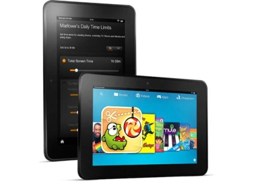 Amazon Kindle Fire HD 8.9 price cut & UK availability