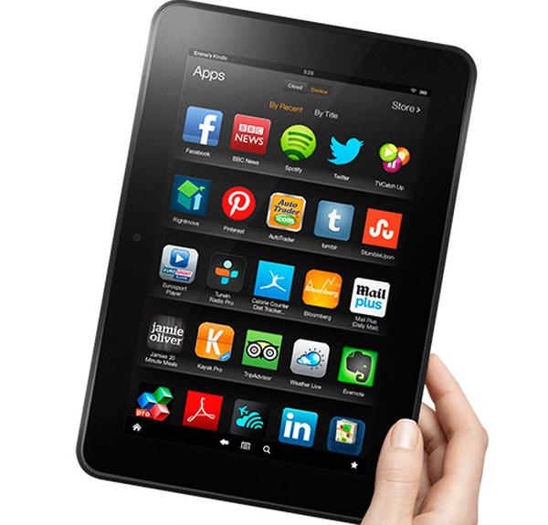 Amazon Kindle Fire HD 8.9 tablet video review collection