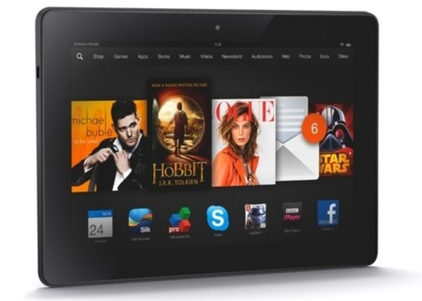 Amazon Kindle Fire HDX 7, 8.9 could be heading to Verizon