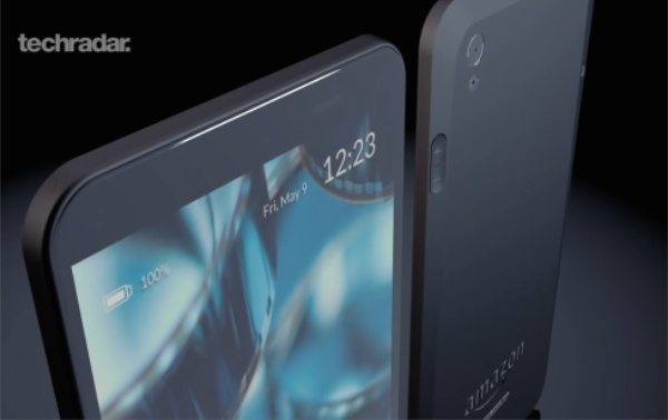 Amazon Kindle Phone design inspired by leaks b