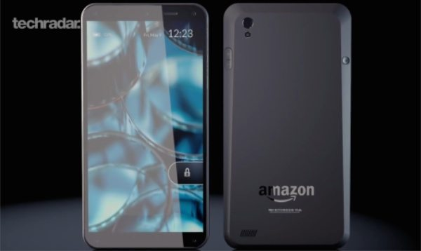 Amazon Kindle Phone design inspired by leaks