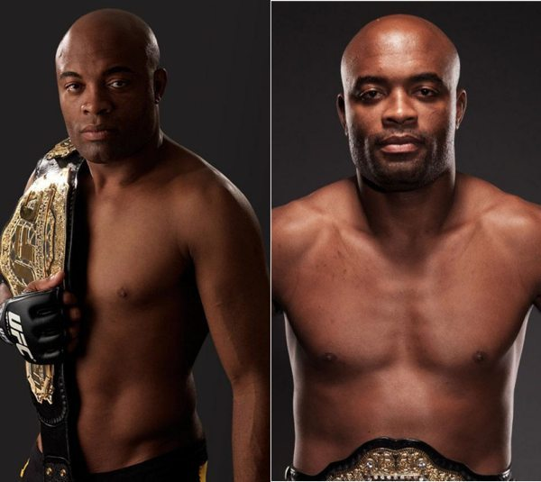 Anderson Silva android apps after broken leg
