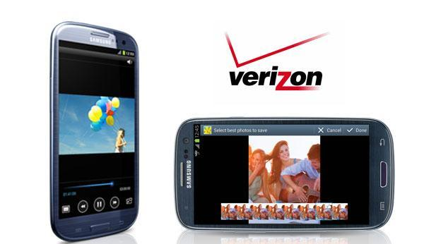 Android 4.1.2 for Verizon Galaxy S3 appears lacks Premium Suite
