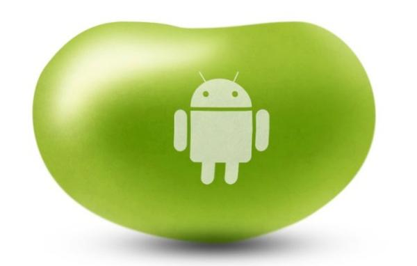 Android 4.3 jelly bean spotted