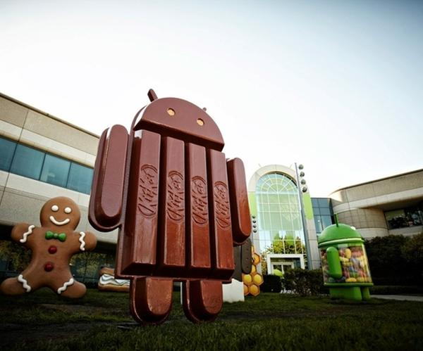 Android 4.4 KitKat could launch today