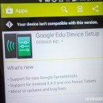 Android 4.4.3 existence proven by Google app update