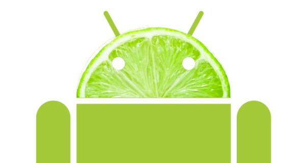 Android 5.0 Key Lime Pie release and lower spec suggestion