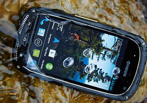 Android Kyocera Torque official for Sprint, Key features