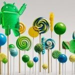 Android Lollipop update changes