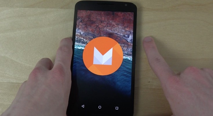 Android M preview on Nexus 6