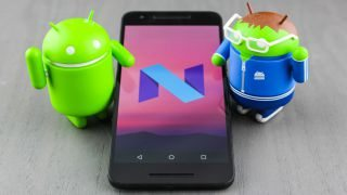 Android Nougat 2.0 update on Samsung Galaxy