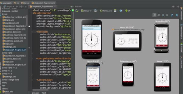 Android-Studio-hands-on-review