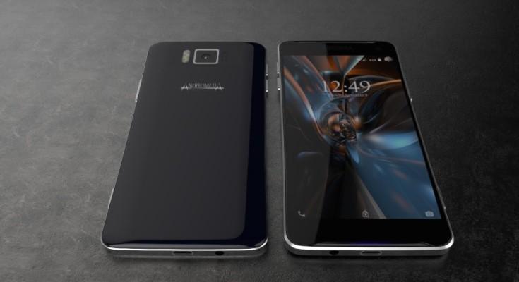 Andromed Epsilon phone d