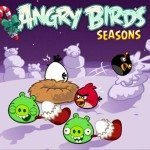 Angry Birds Seasons for WIndows Phone 8 released