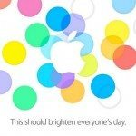 Apple 2013 event live blogs on september 10